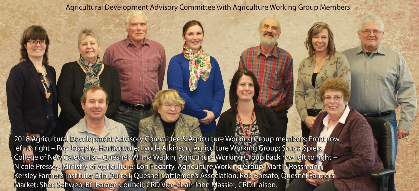 Agricultural Development Advisory Committee